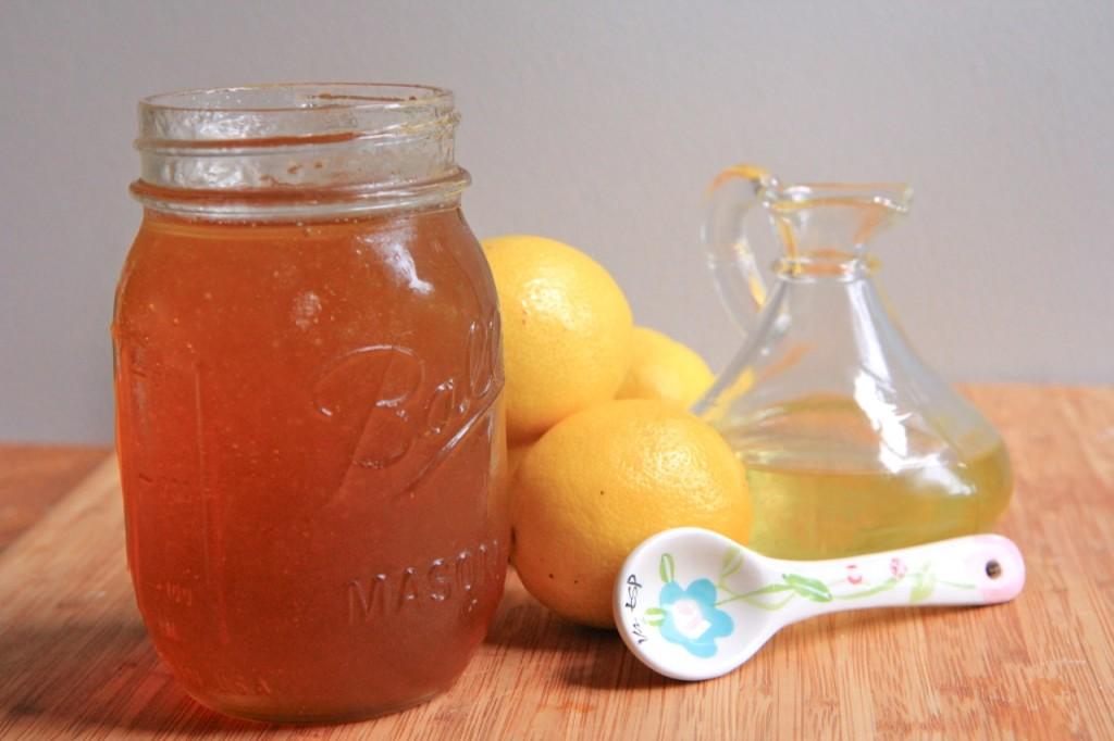 Луковый сок лимон и мед для лечения ангины в домашних условиях