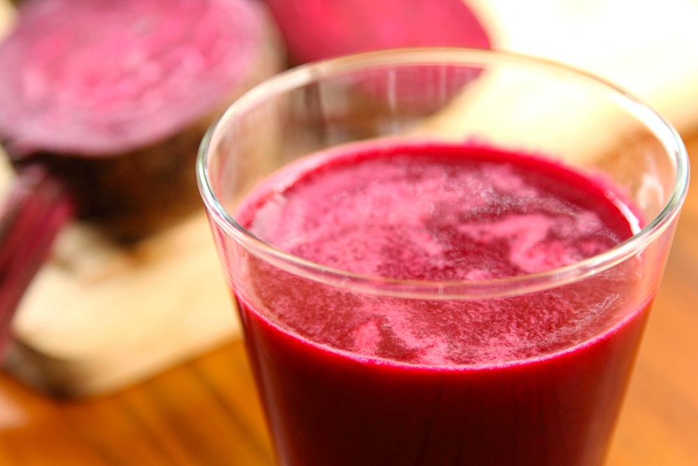 Свекольный сок для лечения бронхита