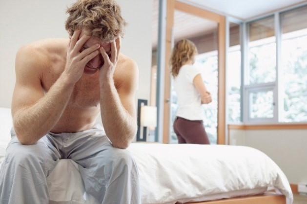 Частое посещение туалета, периодические боли в промежностях, яичках и пояснице, слабая потенция