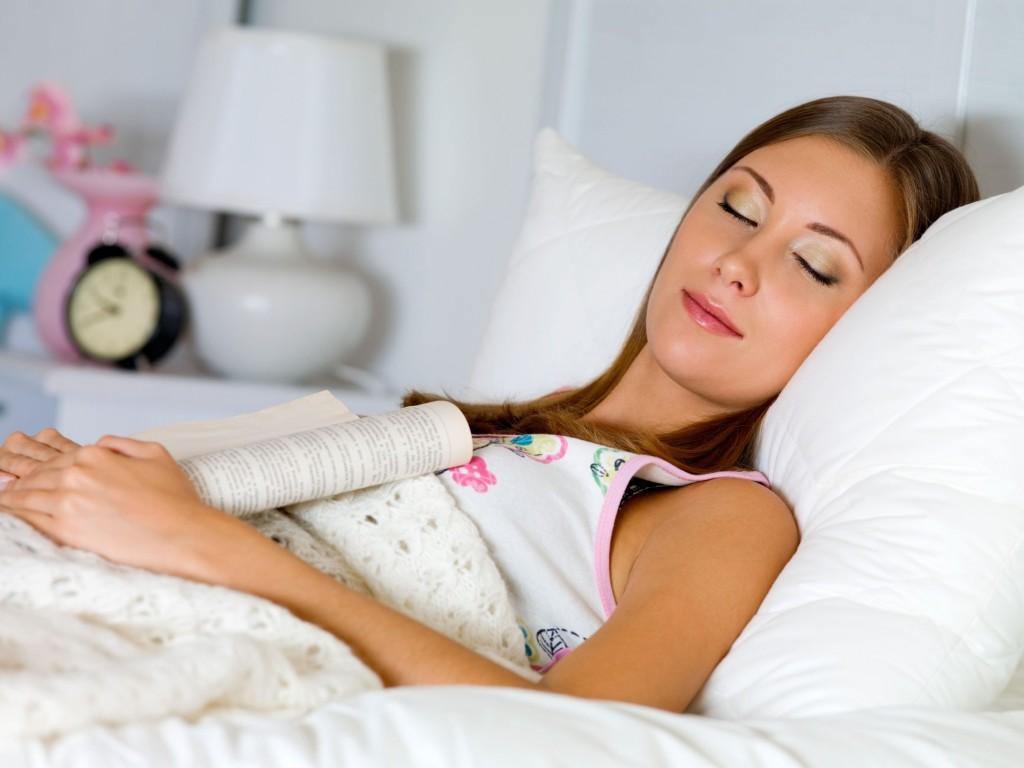 До принятия каких-либо мер, попробуйте как следует отдохнуть и выспаться