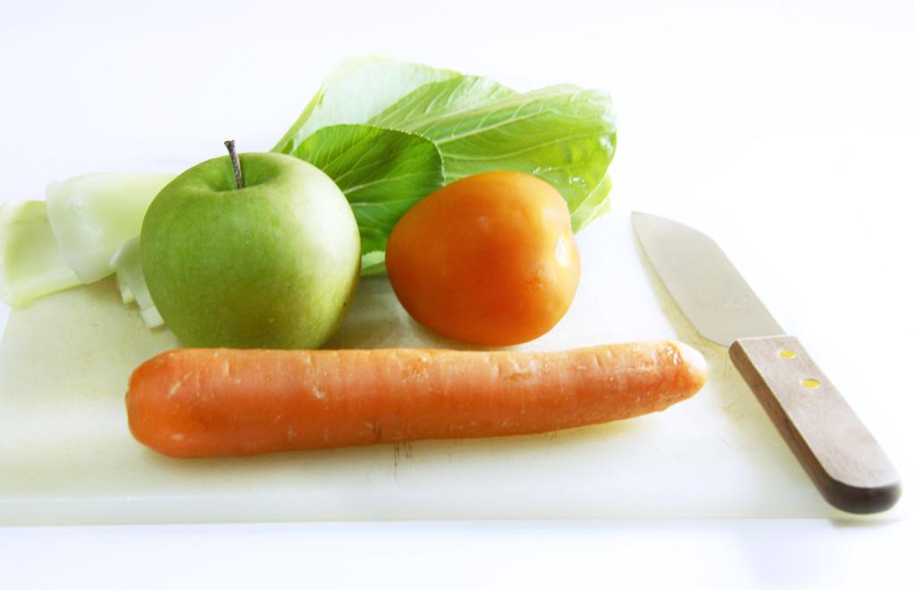 Кушайте больше овощей и фруктов, чтобы быстро снизить холестерин