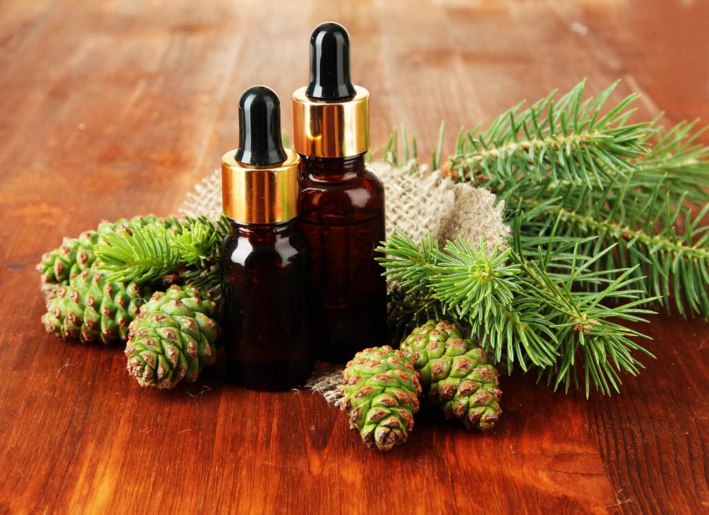 Пихтовое масло для лечения тонзиллита в домашних условиях