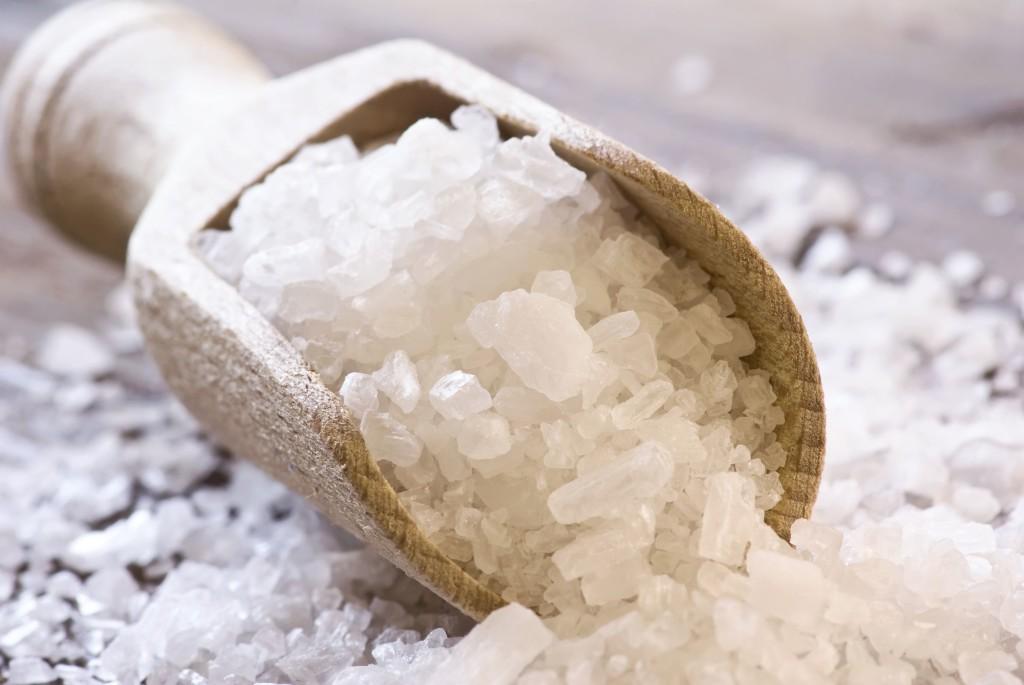 Прогревания с солью для лечения сухого кашля