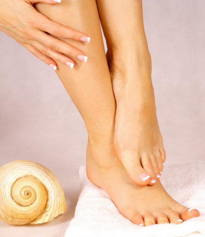 Как лечить натоптыши на ногах народными методами