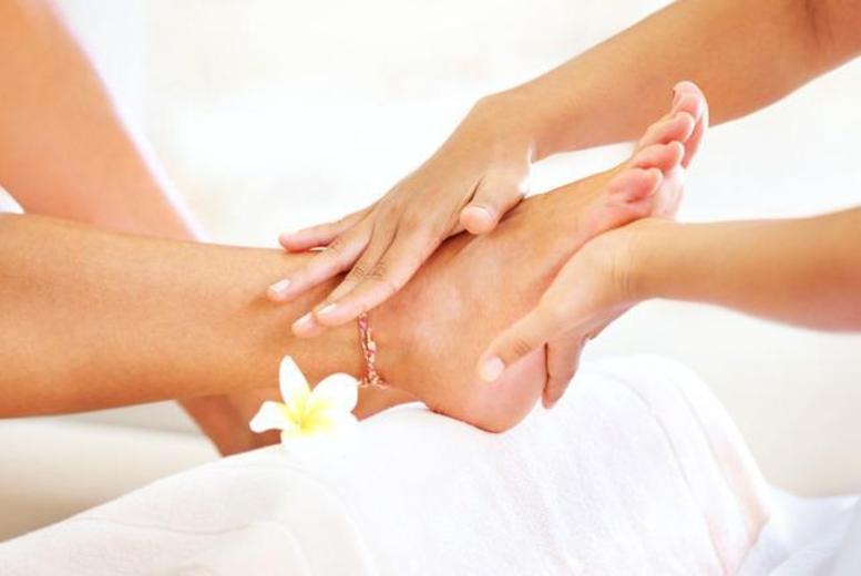 Как лечить натоптыши на ногах