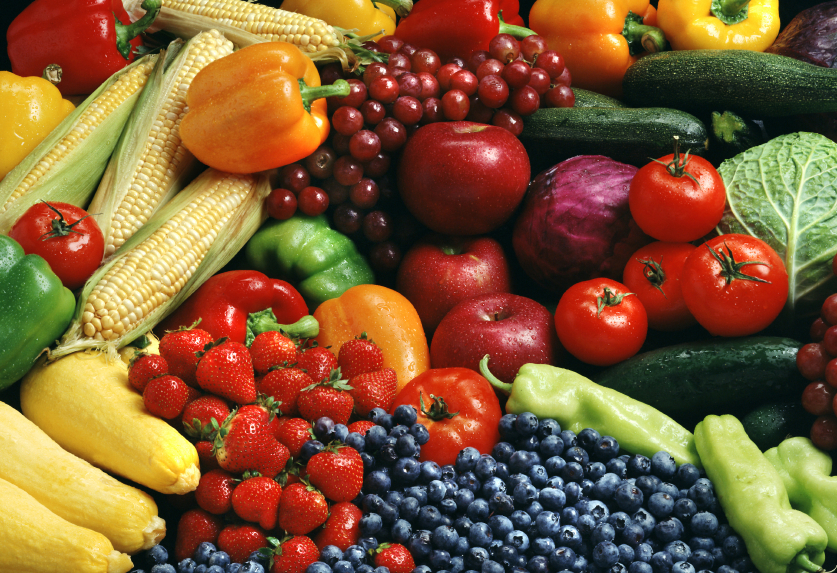 Перед лечением полипов в носу, отрегулируйте свое питание. Кушайте больше овощей и фруктов