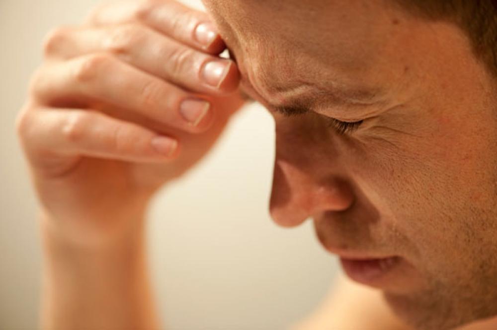 Симптомы высокого внутричерепного давления