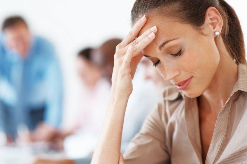 Основные симптомы склероза сосудов головного мозга