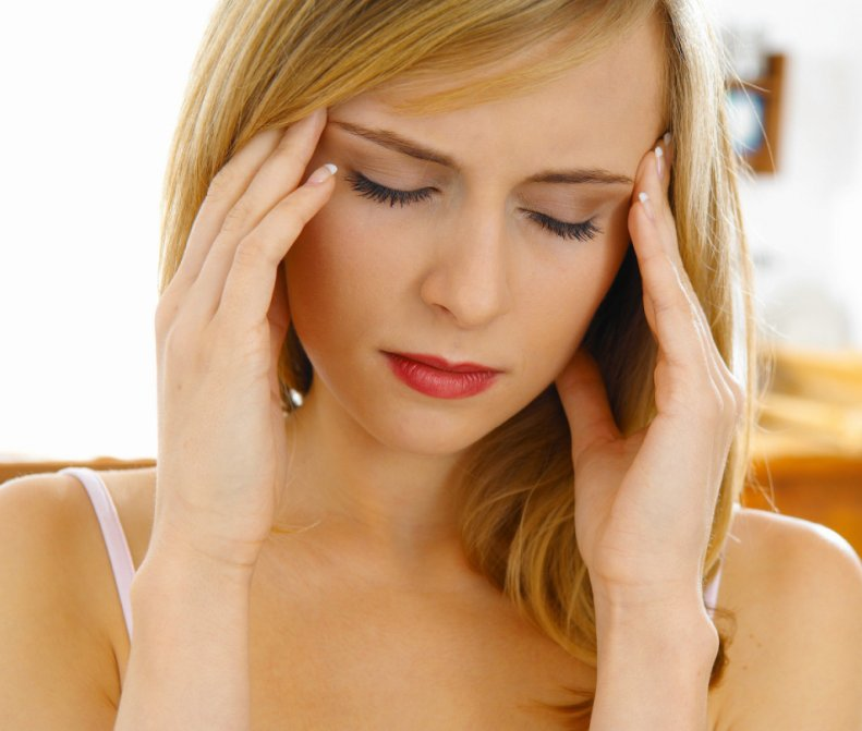 Симптомы внутричерепного давления у взрослых