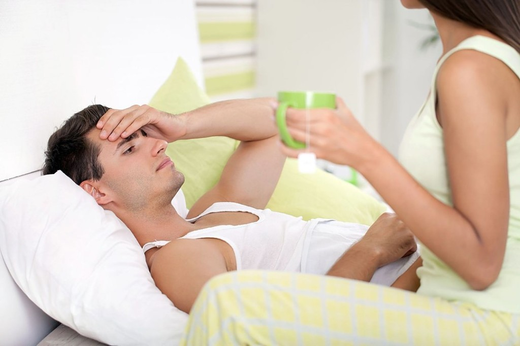 Неспецифические симптомы заболевания печени и желчного пузыря