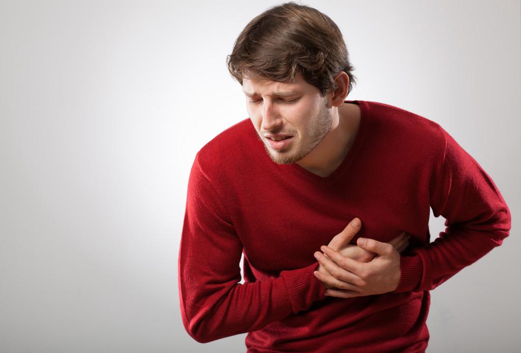 Основные симптомы инфаркта миокарда у мужчин