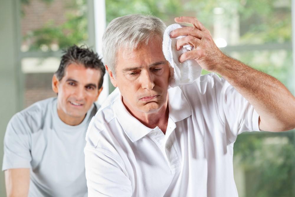 Симптомы теплового удара у взрослых
