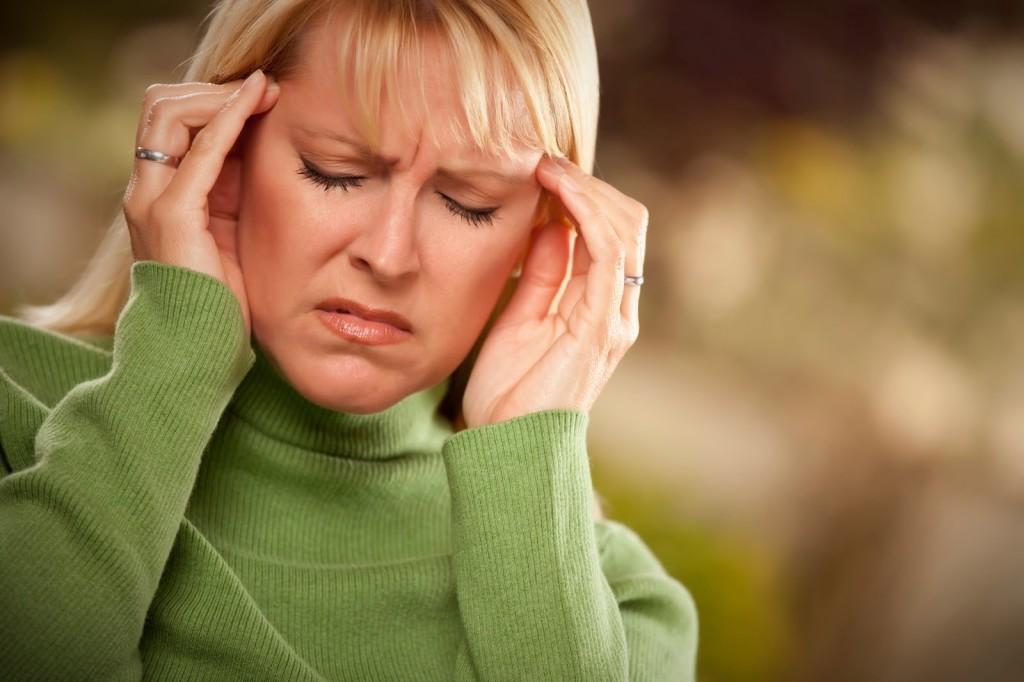 К симптомам спазма сосудов головного мозга относятся