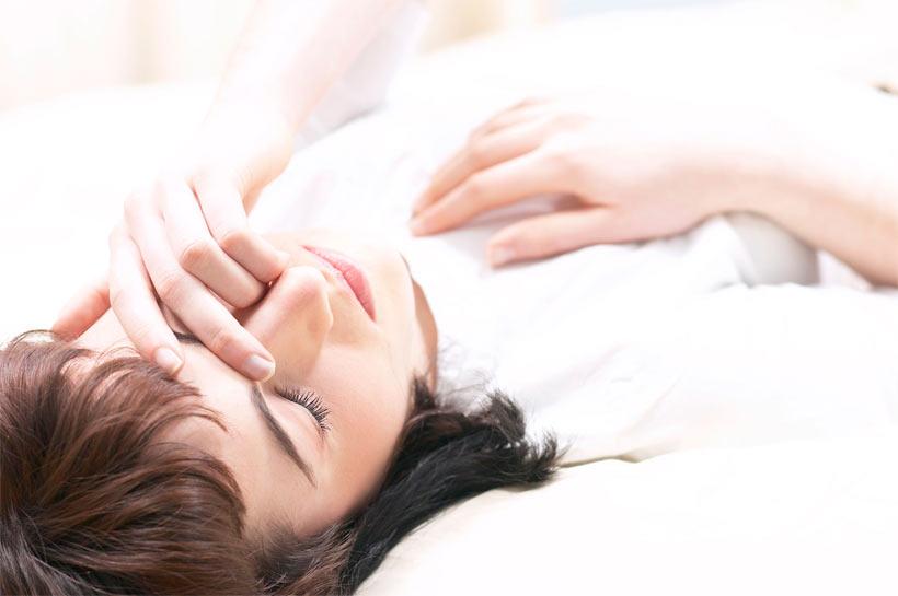 Симптомы непроходимости маточных труб