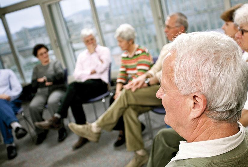 Вторая стадия болезни Альцгеймера