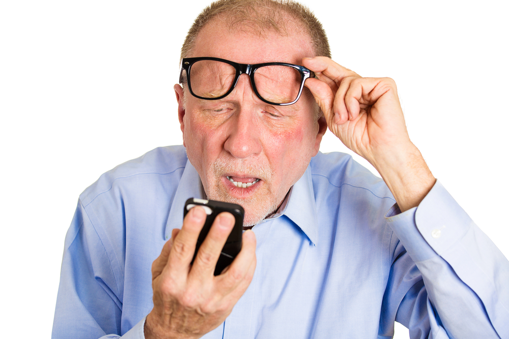 Основные симптомы катаракты на ранних стадиях