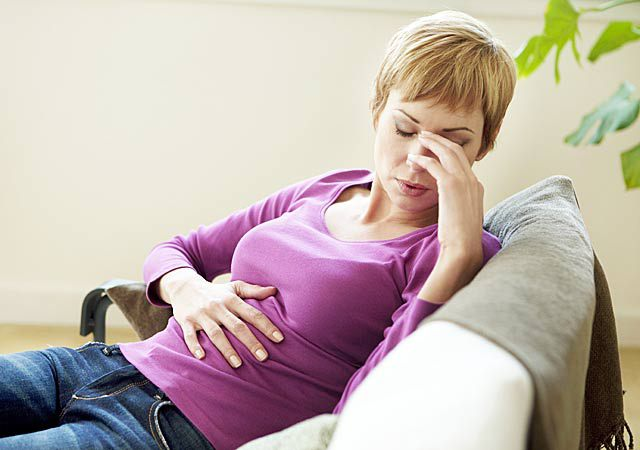 Основные симптомы язвенной болезни желудка и двенадцатиперстной кишки