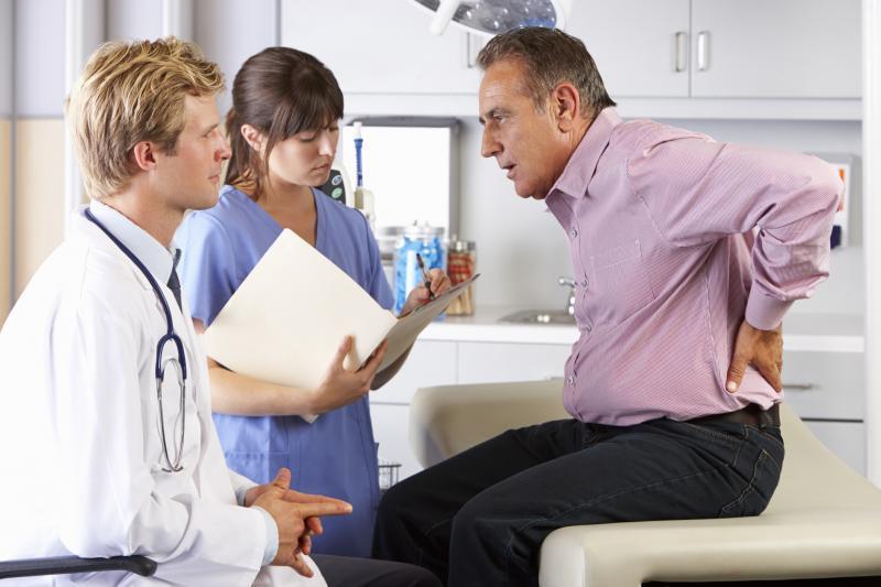 Симптомы мочекаменной болезни у мужчины
