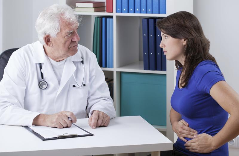 Симптомы холецистита у женщин