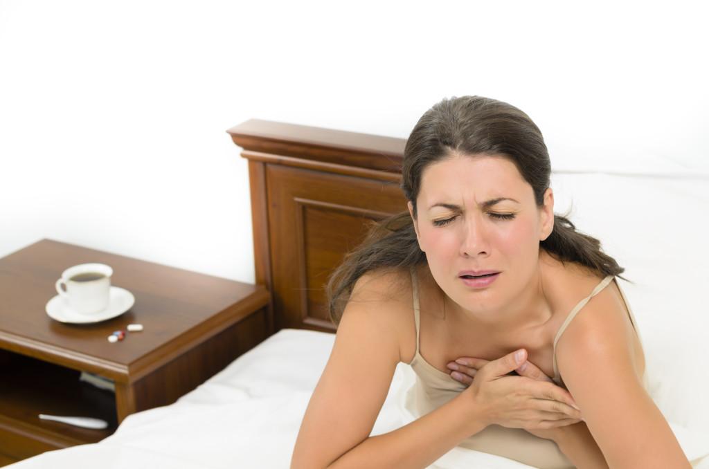 Межреберная невралгия слева: симптомы