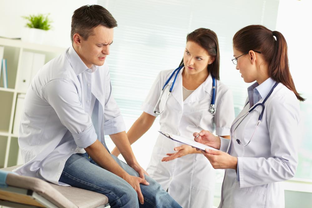 Полиартроз: симптомы и лечение