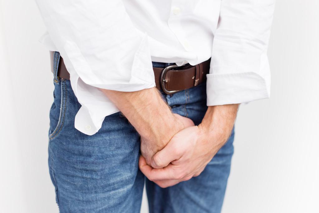 Зуд в паху у мужчин: симптомы, лечение