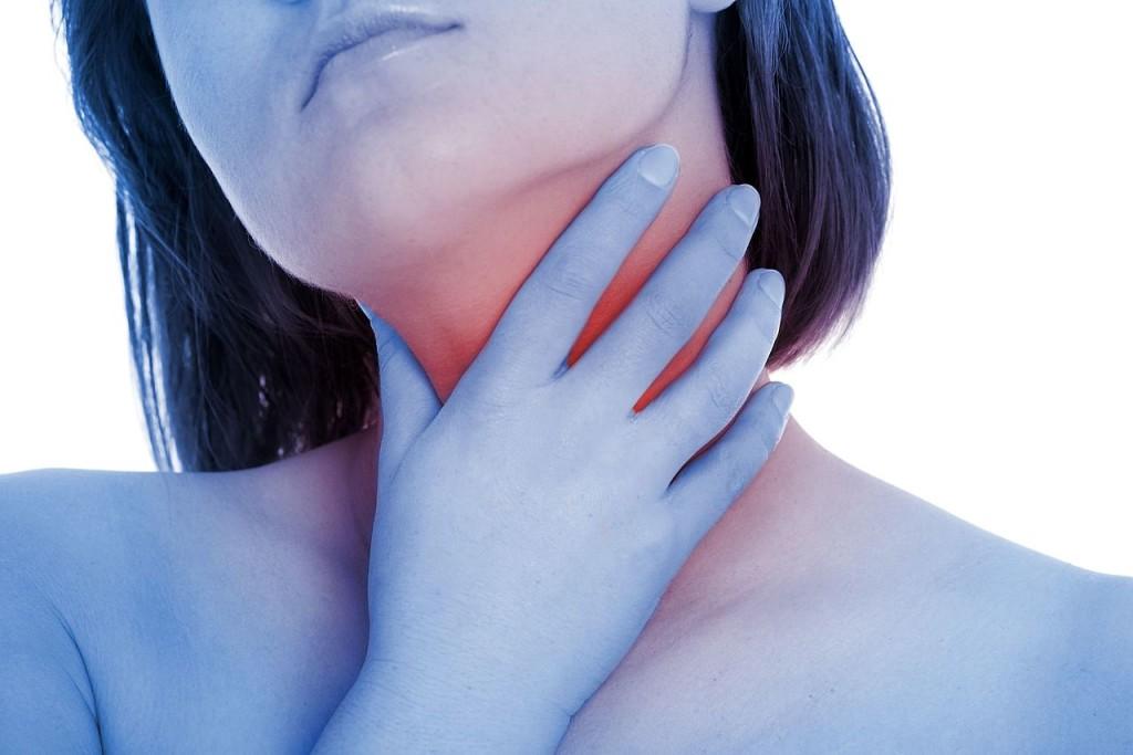 Симптомы воспаления миндалин