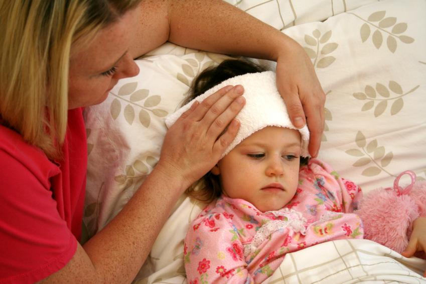 ОРЗ у детей: симптомы и лечение