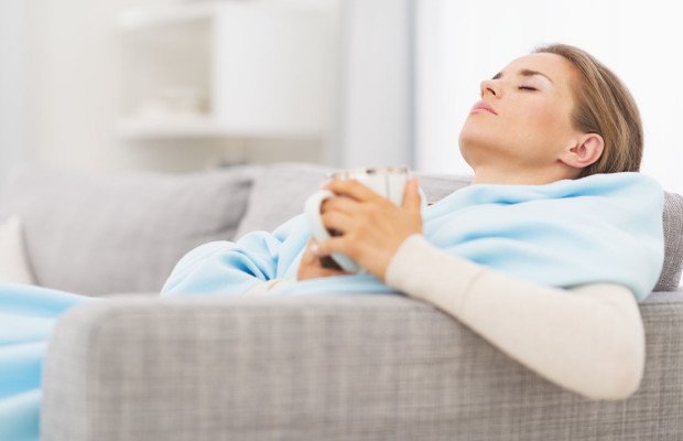 Герпесная ангина: симптомы и лечение