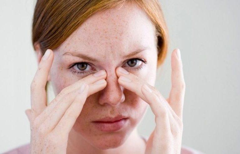 Киста в носу: симптомы и лечение