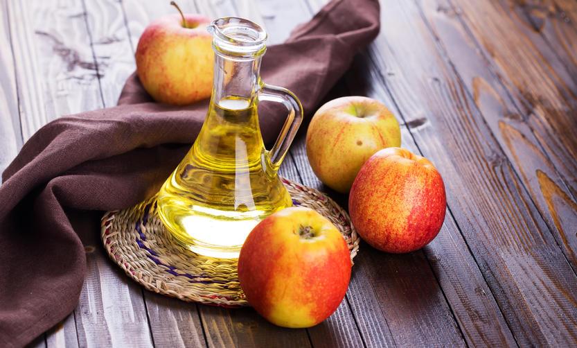 Яблочный уксус способствует выздоровлению от лимфостаза